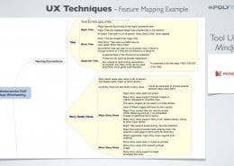 UX Case Study: Feature Mapping