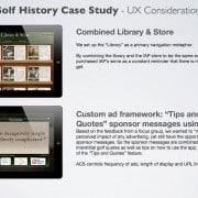UX Case Study: App design considerations