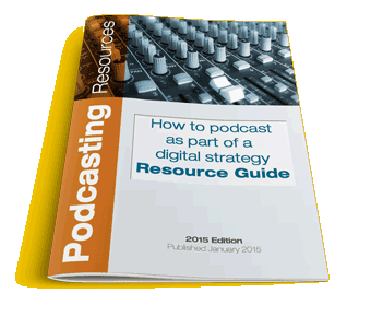 podcasting as content strategy