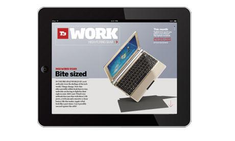 T3's iPad edition