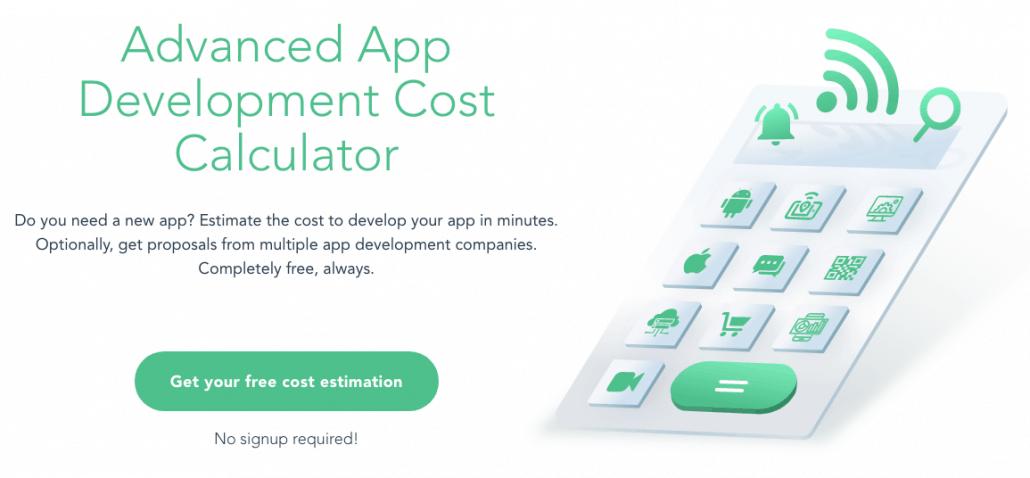 Advanced App Development Cost Calculator