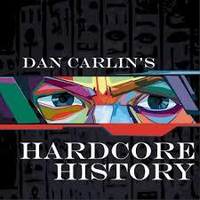 Historical storytelling podcast