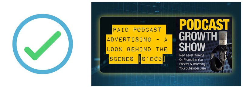 #4 on the podcast marketing checklist: Paid Ads