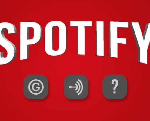 Spotify as the Netflix of Podcasting