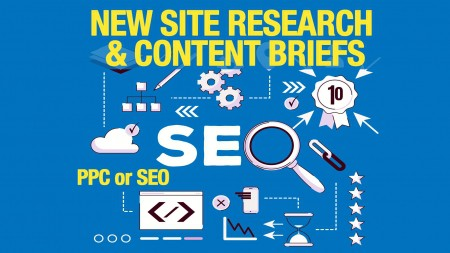 SEO New Website Research